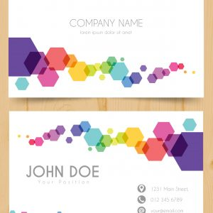 CARTÃO DE VISITA 1.15 - Colorful-business-card-rec